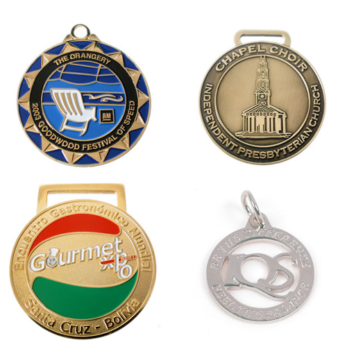 Custom Medals and Medallions by Kingpins net